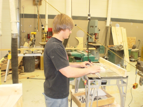Woodshop Projects For High School Students Woodshop Projects For High