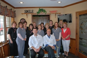 Lodi Valley Dental staff group