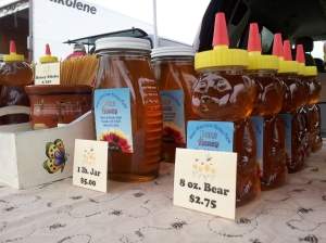 Bears and Jars of Honey - Sweet Wisconsin Honey Farm